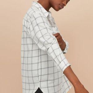 H & M Flannel Shirt